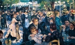 To all you Renoir haters: he does not 'suck at painting' - The Guardian (blog) | HCA Illustration | Scoop.it