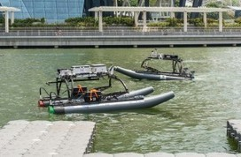 FAU Scientist Receives NSF Grant to Develop Robotic Boats with a 'Mind of Their Own' | Tech innovation | Scoop.it