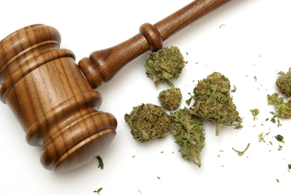 """27-Year-Old Man Gets """"20 Years Hard Labor"""" for Half an Ounce of Pot 