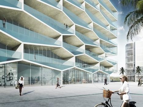 Merging Modernity Into Nature: Bjarke Ingels Takes A Trip to the Bahamas | sustainable architecture | Scoop.it