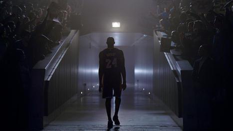 Quand Nike célèbre le départ à la retraite de Kobe Bryant - SportBuzzBusiness.fr | Réseaux sociaux, TV & Sport | Scoop.it