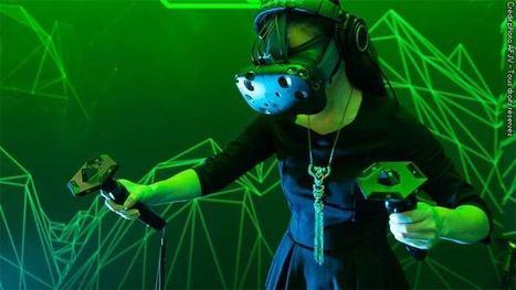 Comment la réalité virtuelle peut aider les entreprises | SeriousGame.be | Scoop.it