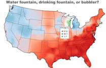 Pop or soda? Lightning bug or firefly? Take the linguistics test | Cartomanie | Scoop.it
