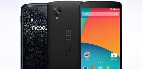 Android 4.4.1 empieza a llegar a los Nexus 5, 4 y 7 2013 LTE | apps educativas android | Scoop.it