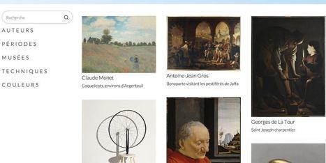 Images d'art. Collectionnez les plus belles images des musées français | Time to Learn | Scoop.it