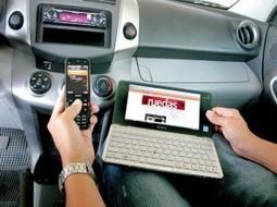 Internet en los automóviles permitiría ver direcciones en los parabrisas - IntelDig - Inteligencia Digital | nuevas tecnologias en la industria automotriz | Scoop.it