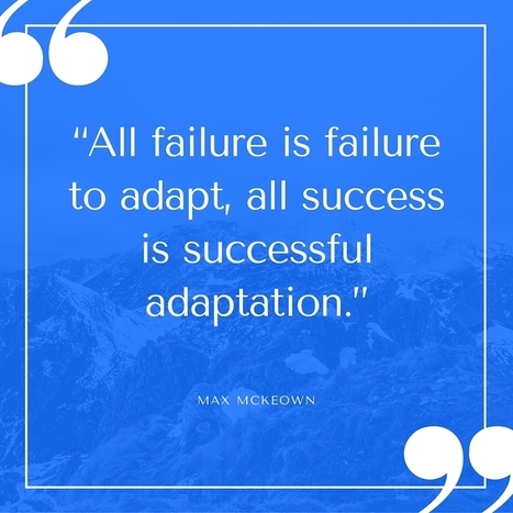 Successful Adaptation | New learning | Scoop.it