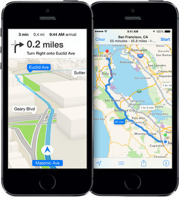 Apple Maps adds hotel reviews & images from TripAdvisor & Booking.com | Macwidgets..some mac news clips | Scoop.it