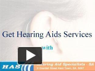 Get Hearing Aids Services with HASSA | Hearing Aids Solution | Scoop.it