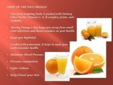 Quick Bytes: Orange | Diet Plans : Make Healthier Food Choices! | Scoop.it