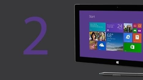 Surface Pro 2 Details Emerge - Paul Thurrott's SuperSite for Windows   Windows 8 - 10!   Scoop.it