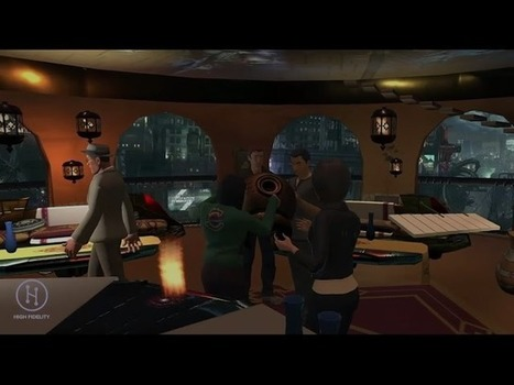 Lots going on in High Fidelity! | Metaverse NewsWatch | Scoop.it