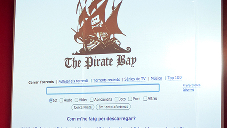 Walk the plank, copyright middlemen: Long live The Pirate Bay! | leapmind | Scoop.it