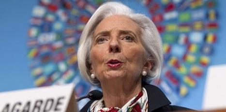 La patronne du FMI met en garde contre l'excès d'optimisme en Europe | Economie et Finance | Scoop.it