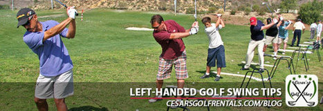 Golf Swing Tips for Left-handed Golfers | Golf News and Reviews | Scoop.it