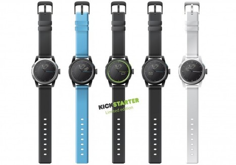 Cookoo: The Watch For The Connected Generation | iPads in Education Daily | Scoop.it