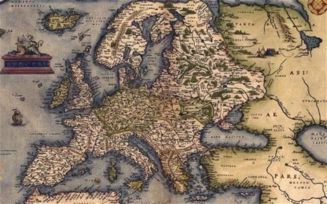 The Ancient Paths: Discovering the Lost Map of Celtic Europe, review | common core maps | Scoop.it