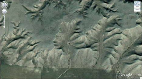 29 Cool Things Found With Google Earth | MarketingHits | Scoop.it