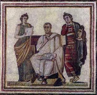 Liste des auteurs latins traduits sur la toile   Monde romain   Scoop.it
