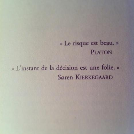 LE RISQUE (1/5) : Au risque d'être soi - France Culture | great buzzness | Scoop.it