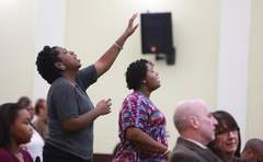 Black women and religion: A combination that fosters strength in body and soul - Muncie Star Press | Black women | Scoop.it