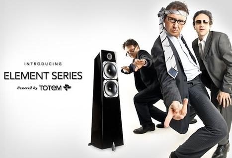 Totem Acoustic Element, les nouvelles perles de la Hi-Fi canadienne   omnidirectionnal speaker   Scoop.it