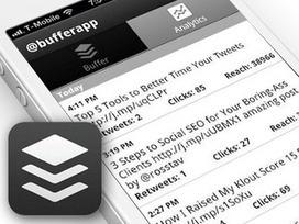 5 Aplicaciones móviles imprescindibles que deben utilizar los vendedores | Social Media | Scoop.it