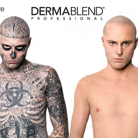Dermablend Professional Advert | ADMAREEQ - Quality Marketing and Advertising Campaigns Blog | Marketing&Advertising | Scoop.it
