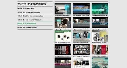 La BNF et ses expositions virtuelles de photographie | Ca m'interpelle... | Scoop.it