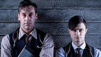 Jon Hamm, Daniel Radcliffe star in 'Young Doctor' series on Ovation | OVATION 2013 PRESS UPFRONT | Scoop.it