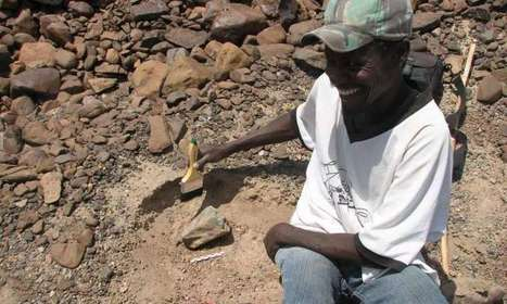 Oldest-known stone tools pre-date Homo | Amazing Science | Scoop.it