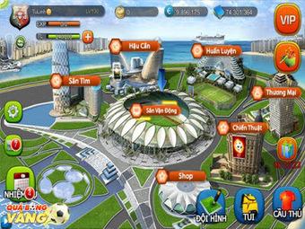 Tải Game quả bóng vàng, Game quản lý bóng đá 3D online trên mobile | Tải Game gopet Online | Scoop.it