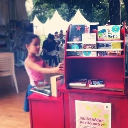 Avez-vous trouvé la petite bibliothèque participative? (Biblioplage) | Z-archivactions | Scoop.it