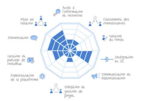 Réseau social d'entreprise: qui a le meilleur potentiel social? | Entropic Synergies | Scoop.it