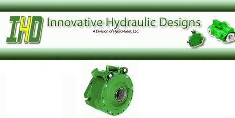 Hydraulic motors employ the fluid dynamics to generate immense power | IHD Innovative Hydraulic Designs | Scoop.it