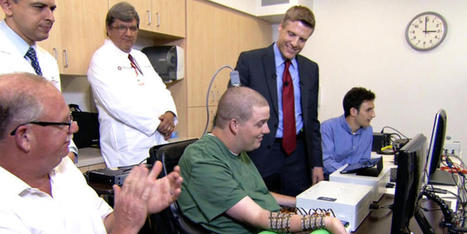 New surgery gives mobility to paralyzed man | Technological Sparks | Scoop.it