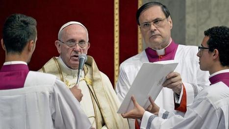 Le pape François tend la main aux intégristes - Le Figaro | Echos des Eglises | Scoop.it