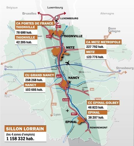 Région | Quatre agglomérations en pôle position - Le Républicain Lorrain | Pôles métropolitains et métropoles, acte III de la décentralisation | Scoop.it