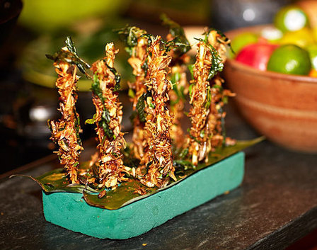 Eat Grub - Experience the culinary delights of insects and worms - Flux Magazine | Interesting Insects | Scoop.it