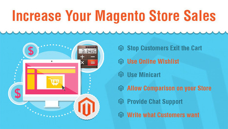 Increase Your Magento Store Sales   eCommerce News   Scoop.it