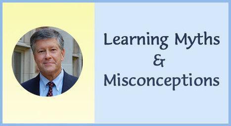 The eLearning Coach: Learning Myths & Misconceptions (podcast)   Zentrum für multimediales Lehren und Lernen (LLZ)   Scoop.it
