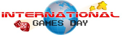 International Games Day @ your library | educacion-y-ntic | Scoop.it