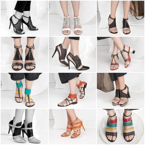 IXOS Shoes Spring Summer 2015 Collection | Social Media + Retail Mkting News | Scoop.it