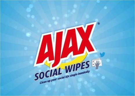 Ajax nettoie tes comptes Facebook et Twitter - COMGOM | Web development | Scoop.it