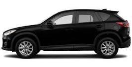 2016 Maxda CX5 GS Black on Black | Carlease | Scoop.it