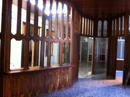 Obres a la recepció de l'escola | La Salle Mollerussa | Diari del Col·legi  La Salle Mollerussa | Scoop.it