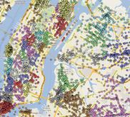 Las redes sociales arrojan una nueva imagen de las ciudades | Urban Life | Scoop.it