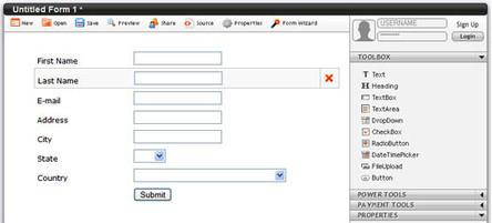 Crea formularios para tu web con JotForm | Educacion, ecologia y TIC | Scoop.it