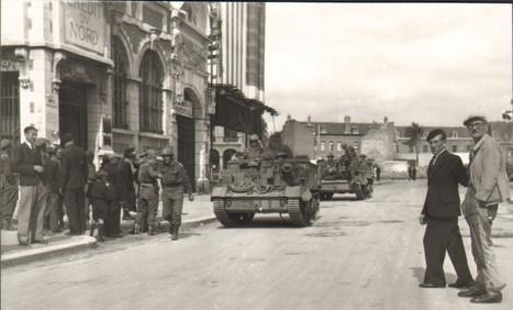 Quand les alliés libéraient l'ouest de la Somme - Courrier Picard | Généalogie et histoire, Picardie, Nord-Pas de Calais, Cantal | Scoop.it