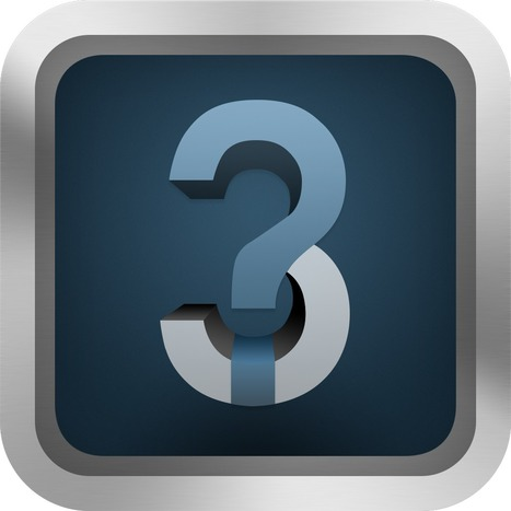 Ask3 : free iPad App | What's New on Shambles.NET | Scoop.it